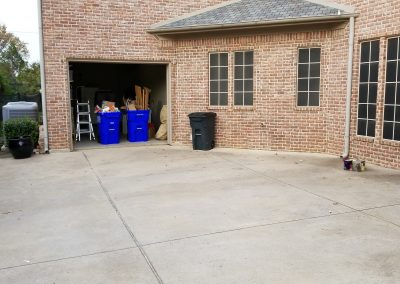 Driveway 2 BEOFRE